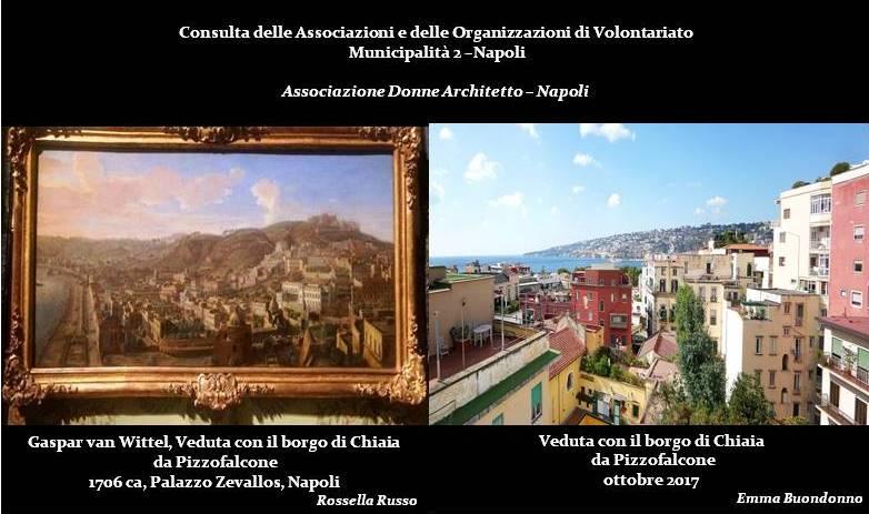 borgo di Chiaia Napoli